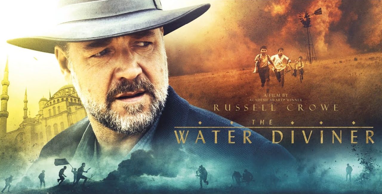 the water diviner lead